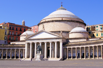 Ausflug durch Neapel: Spaziergang durch das alte Neapel
