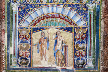 Excursão privativa: Passeio de um dia pelas ruínas de Herculano...