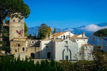 Excursion privée d'une journée à Pompéi et la côte amalfitaine
