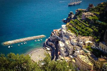 Excursion privée d'une journée à Sorrente et la côte amalfitaine