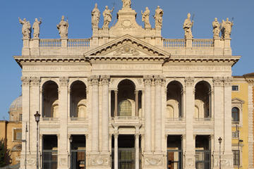 Christian Churches and Basilicas Walking Tour