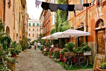 Circuit découverte à pied du Trastevere et du ghetto juif de Rome