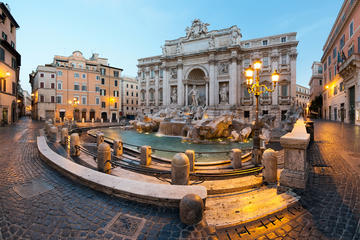 Fountains of Rome Walki…