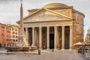 Pantheon and its Legend - Rome Walking Tour