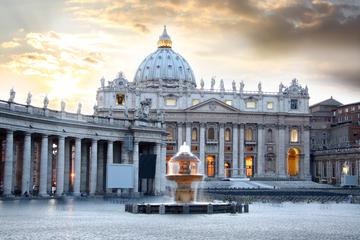 Évitez les files d'attente: musées du Vatican, chapelle Sixtine et...