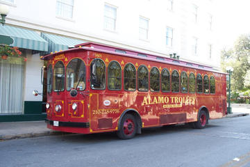San Antonio Trolley Tour