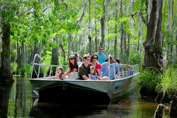 Honey Island Swamp Tour