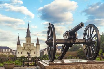 Recorrido turístico por la ciudad y el cementerio de Nueva Orleans