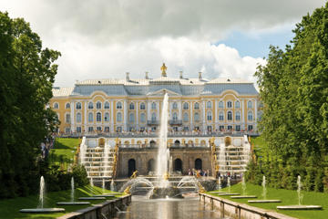 Peterhof Grand Palace Tour from St Petersburg