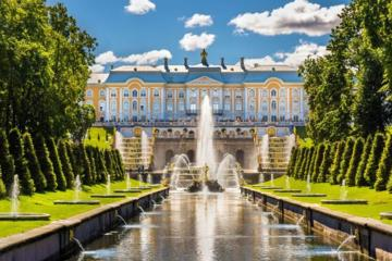 St.Petersburg Imperial Residences: Tour of Catherine Palace and...