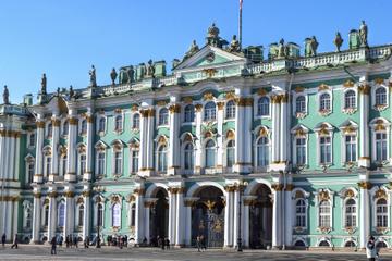 Visite en petit groupe du musée de l'Hermitage de Saint-Pétersbourg...