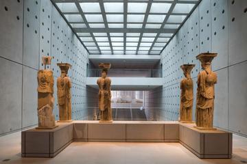 Acropolis Museum: an Interactive tour