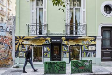 Athens Neighbourhood Small Group Walking Tour