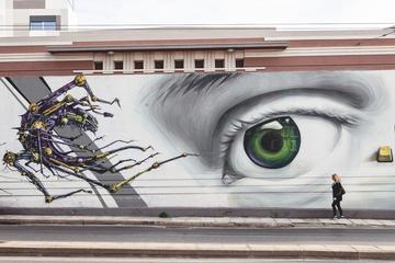 Athens Street Art Walk