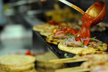 Balade culinaire dans athènes