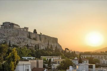Grands sites touristiques d'Athènes...