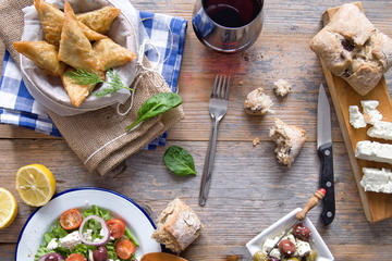 Home-Cooked Private Greek Meal Experience in Athens