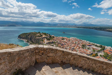 Out of The Ordinary Mycenae and Nafplio Day Trip with Visit to Craftsmen