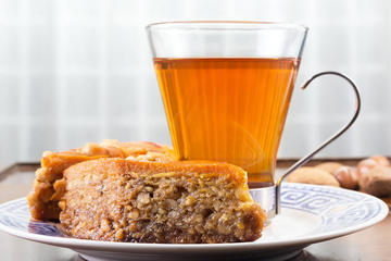 Private Tea Tasting and Baklava Lesson in Athens