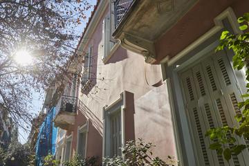 Private Tour: Alternative Athens City Walk