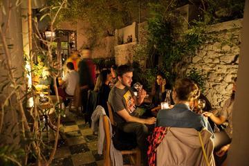 Recorrido por los bares de Atenas