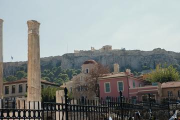 Tour privé: Tour à pied de l'Athènes antique et moderne