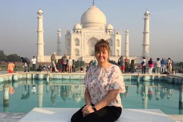 Lo stesso giorno Taj Mahal Tour di