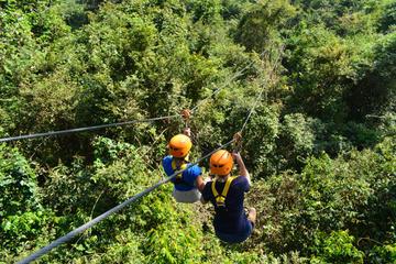 Angkor Complex Zipline Adventure