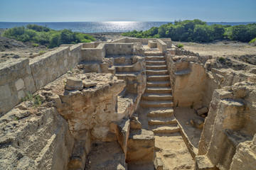5-Night Cyprus Tour from Paphos or Limassol