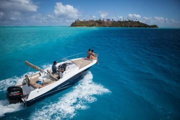 Croisière privée de plongée avec un tuba au lagon de Bora Bora