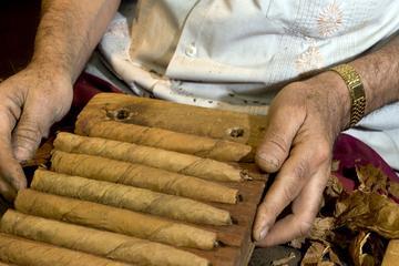 Visita a la fábrica de puros Tabacalera de García desde Santo Domingo