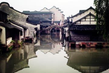 Incredible Wuzhen Water Town tour with Authentic Chinese Foot Massage