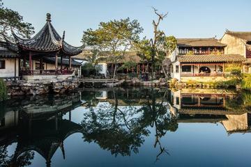 Private Garden Exploration Day Tour of Picturesque Suzhou