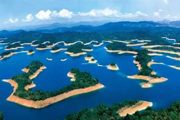 Private One Day Thousand Islands Lake (Qiao Dao Lake) Tour from