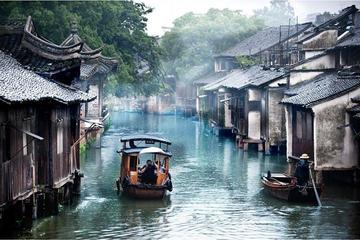 Wuzhen Tour with Chinese Foot Massage