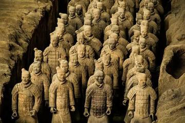 Winter Discount: All inclusive Xian Private Day Tour with Terracotta Army