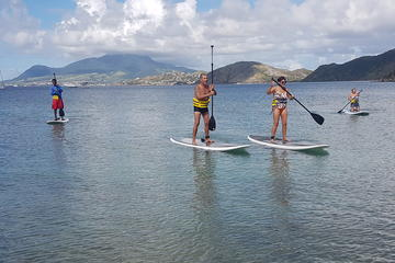 SUP Paddle Board & Snorkel Adventure