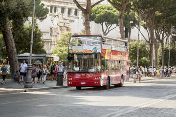 ドミティラのカタコンベとローマ乗り降り自由バス…