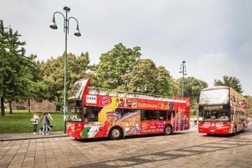 乗り降り自由のミラノ市内観光バスツアー