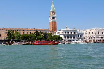 Circuit touristique en bus à arrêts multiples à Venise