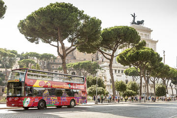 City Sightseeing Transportation and Skip-The-Line Roma Pass