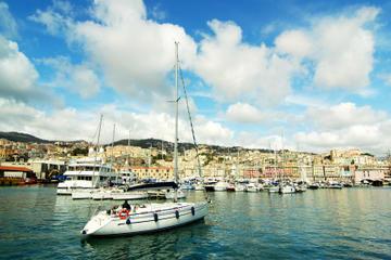 Escursione costiera a Genova: tour Hop-On Hop-Off della città di