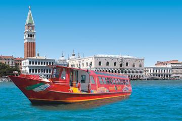 Excursão com várias paradas turística na cidade de Veneza