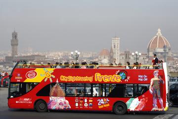 Excursión en autobús con paradas libres por la ciudad de Florencia