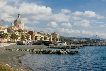 Genua hop-on hop-off tour