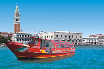 Venice City Sightseeing Hop-On Hop-Off Tour