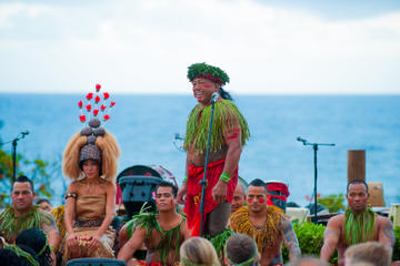 Chief's Luau at Sea Life Park