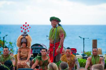 Luau del jefe en Wet'n'Wild Hawaii