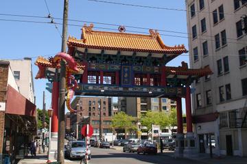 Landgang: Besichtigungstour zu den Höhepunkten von Seattle