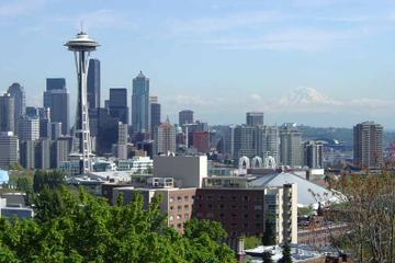 Day Trip Seattle Highlights Sightseeing Tour near Seattle, Washington